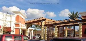 Detail-Publix Shopping Center